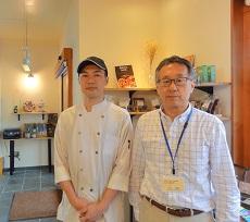 鈴木さんと村松C