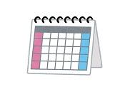 ご予約カレンダーのイメージ